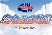 Global Radio: Microsoft Windows 7 to sponsor the Jingle Bell Ball