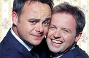 Ant and Dec: renew ITV contract
