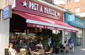 Pret a Manger: under fire for importing chicken from Brazil