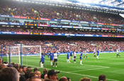 Chelsea: to sell naming rights