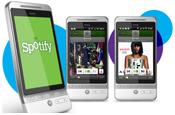Spotify: 3UK launches compatible phone