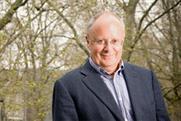 Media entrepreneur Roger Parry