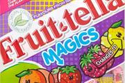 Fruittella Magics: launch to be supported by a national TV campaign