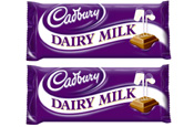 Cadbury: labels will appear on Dairy Milk