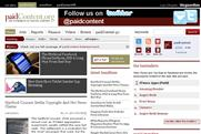 The Guardian puts PaidContent up for sale for $20m