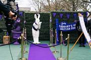 In pictures: Cadbury unveils 'enchanted maze'
