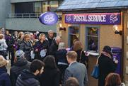 Cadbury's pop-up post office is back for another year