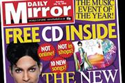 Mirror: Prince giveaway boosts sales