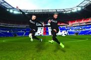 Carlsberg recreates 'Probably' the ten best goals of the UEFA Euros