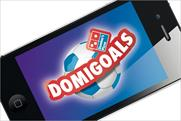 Domino's: pizza retailer launches Domigoals app for Euro 2012 football tournament