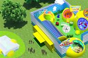 CBeebies creates inflatable adventure based on its shows