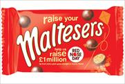 Maltesers: kicks off Comic Relief promotion