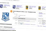 Tranmere FC for sale on eBay