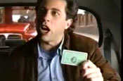 American Express: Jerry Seinfeld stars in ads for the list's biggest financial brand