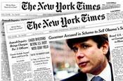 NY Times - community web launch