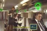 Eurostar: ad drive targets business travellers