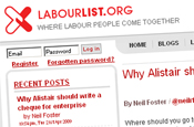 LabourList: Draper is under pressure to quit as editor