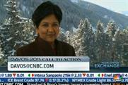Indra Nooyi: CEO of PepsiCo in Davos