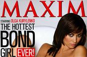 Maxim: US edition under threat