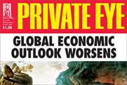 Private Eye: turns to Redactive Media Group