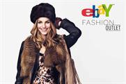 EBay: promotes Fashion Outlet brands