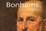Bonhams: auctioneer previously worked with Cream UK