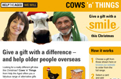 Cows 'n' Things: helping the elderly
