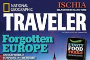 National Geographic Traveler: executive John Q Griffin announces retirement