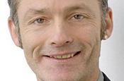 Klein: risen through BBC ranks