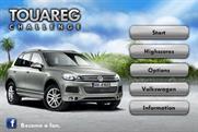 Volkswagen's new Touareg game
