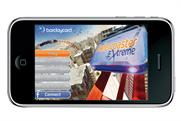 Barclaycard Rollercoaster Extreme branded app