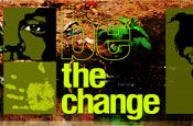 Be the Change: video blog sponsored by NEC