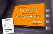 Directgov launches cash machine ad campaign