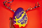 The cafe's taxidermy 'stag egg' is up for grabs (facebook.com/cadburycremeegg)