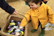 Cadbury's eighth annual Easter Egg Trails campaign ran over the Easter long weekend
