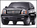 Cadillac SUV: GM brand