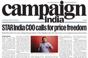 Campaign India: launching today