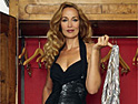 GiveGet: Jerry Hall features in ads
