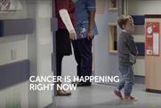 Cancer Research UK: recent TV ad