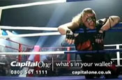Capital One: UK account moves to AMV