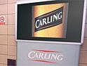 Carling: dynamic billboard work
