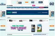 TechRadar: signs deal with Carphone Warehouse