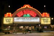 The Screen on the Green will host Carte Noire's first cinema event