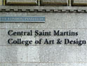 Central Saint Martins: part of the Institute