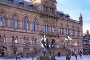 Chester Town Hall Square will host a Christmas market in 2013