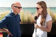 William Eccleshare: interviewed by Maisie McCabe in Cannes