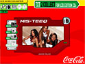 Coke: Txt for Music drive