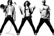 Converse: Pharrell, Santogold, and Julian collaboration