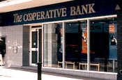 Co-operative Bank: part of CIS