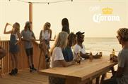 Global: Corona opens surfing-themed pop-up